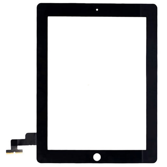 ipad 2 display reparatur austausch schwarz ip klinik deluecks. Black Bedroom Furniture Sets. Home Design Ideas