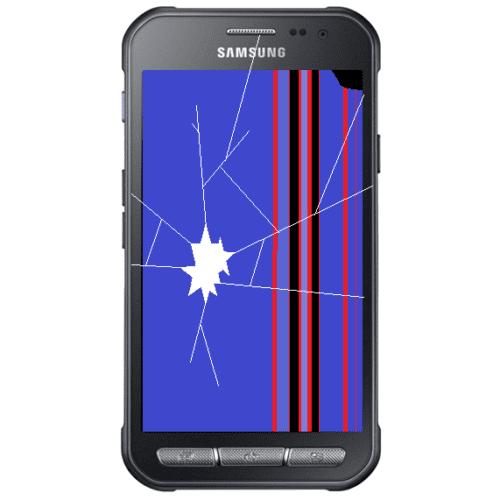 Samsung Galaxy Xcover3 Komplett Display Reparatur Austausch