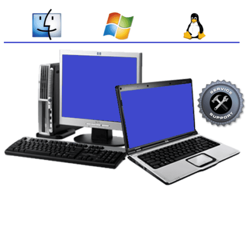 Computer Service & Support