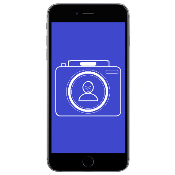 iphone 6s plus kamera frontseite facecam reparatur austausch ip klinik deluecks. Black Bedroom Furniture Sets. Home Design Ideas