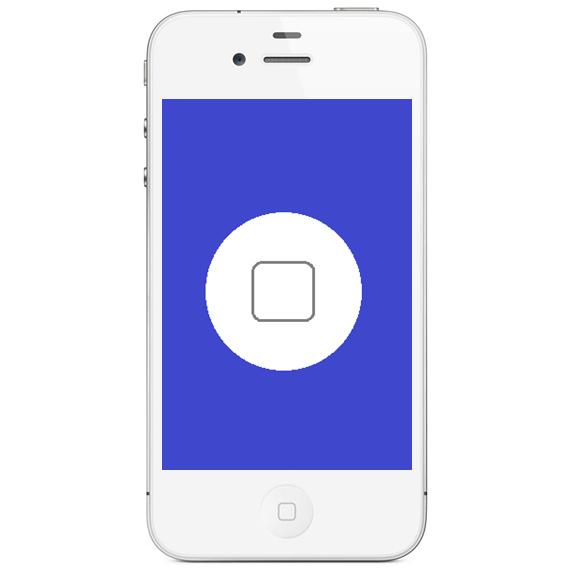 Apple Iphone  Home Button Reparatur