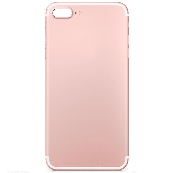 iPhone 7 Plus Ersatz Backcover Rrückseite Rahmen Rosa