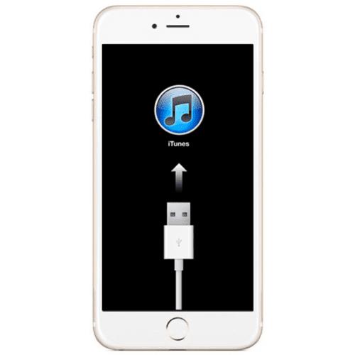 iOS Betriebssystem Reparatur