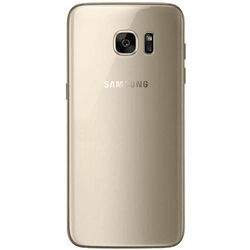 Samsung Galaxy S7 IP Klinik DeLueckS Backcover Rückseite Reparatur Austausch Gold