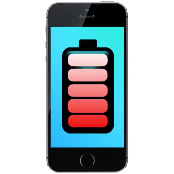 Batterie Austausch Iphone