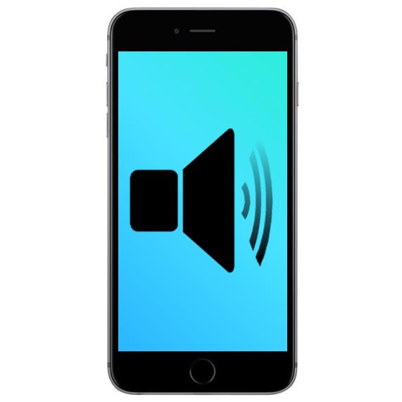 iphone 6s lautsprecher speaker reparatur austausch ip klinik deluecks. Black Bedroom Furniture Sets. Home Design Ideas