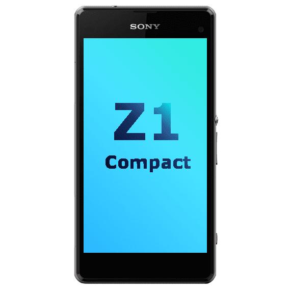 Xperia Z1 Compact D5503