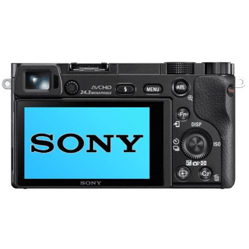 Sony Fotokamera