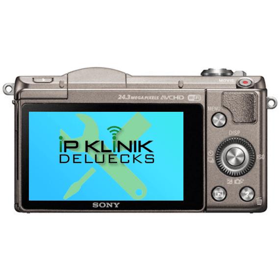 Sony Kamera a5100 Reparatur
