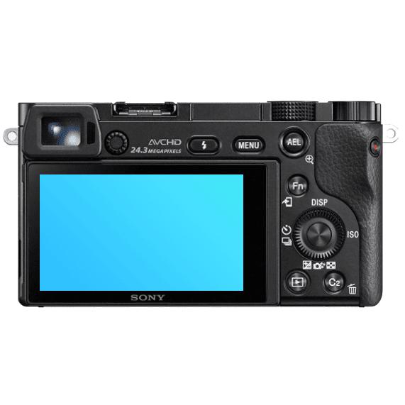 Sony Kamera a6000