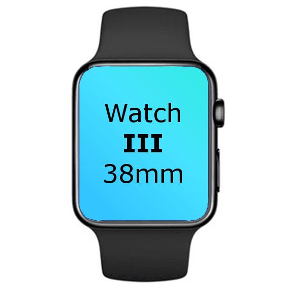 Watch 3 38mm