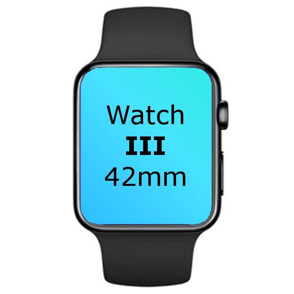 Watch 3 42mm