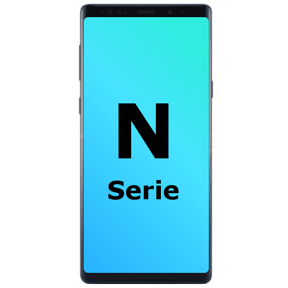 Galaxy N Serie