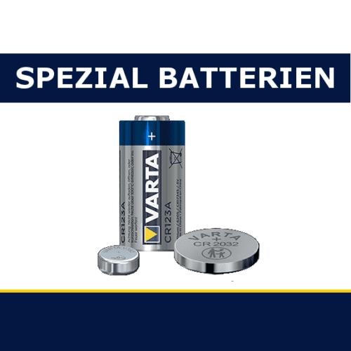Spezial Batterien