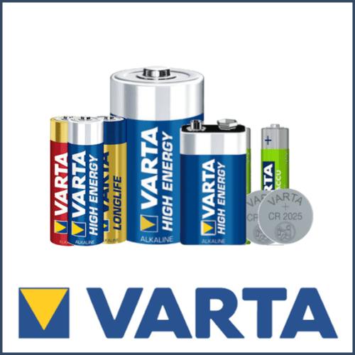 Batterien & Akku