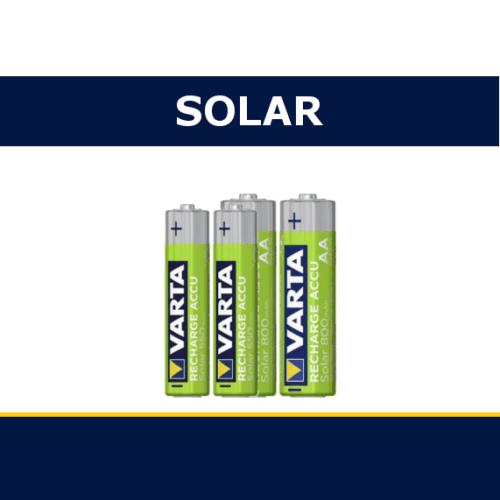 Solar Akku