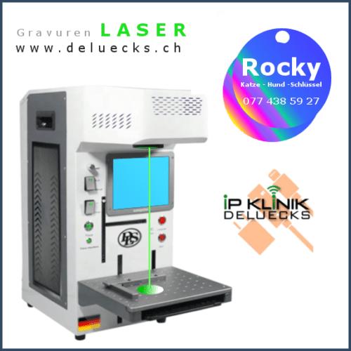Laser Gravuren